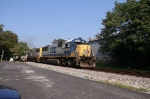 CSX 8514 eastbound